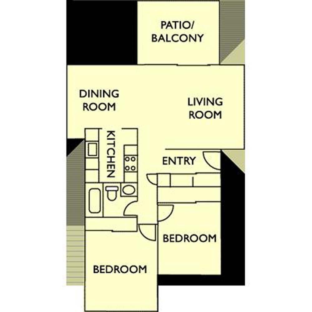 Plan B Floor Plan 2