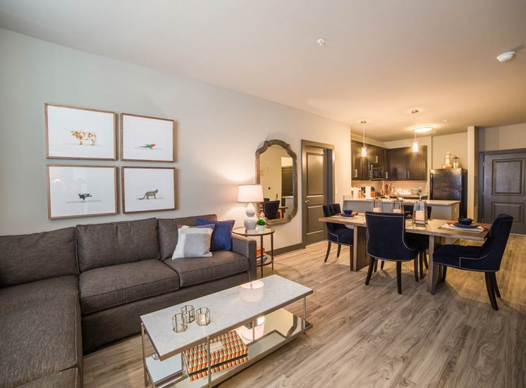 The Flats at Austin Landing Apartments in Miamisburg, OH - Open Concept Apartments