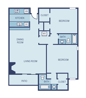 Two Bedroom B4