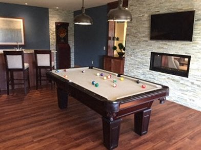 Clubhouse With Billiards Table at Paragon Place at Bishops Bay, Middleton, 53597