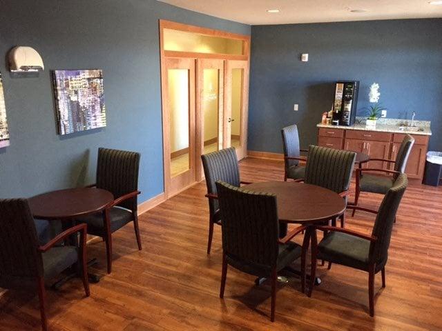 Community Sitting Area at Paragon Place at Bishops Bay, 5240 Bishops Bay Parkway, Middleton