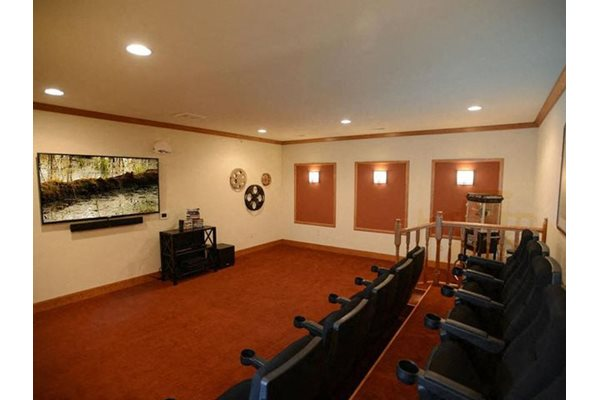 Theater at Highlands at Riverwalk Apartments 55+