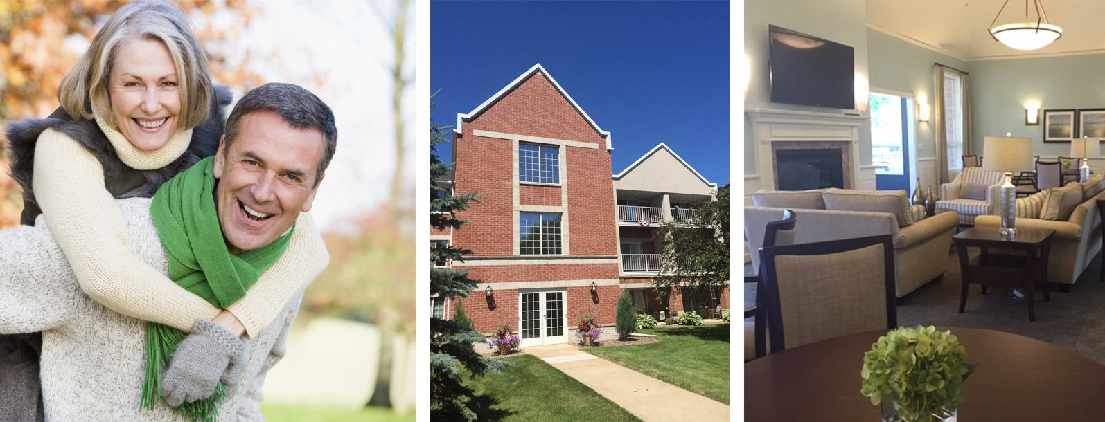 Beautiful Community at Nicolet Highlands Apartments 55+, DePere, WI, 54115