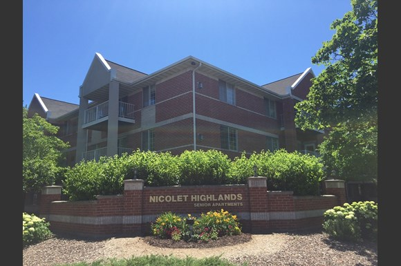 Resort Style Community at Nicolet Highlands Apartments 55+, DePere