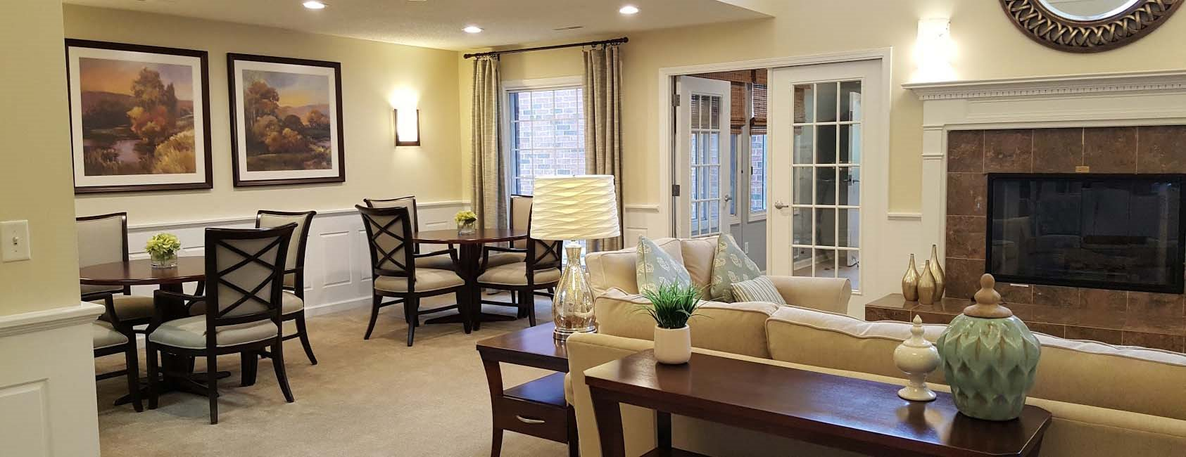 Wonderful Furnished Community at Brookfield Highlands Apartments 55+, 20825 George Hunt Circle, Waukesha, WI 53186