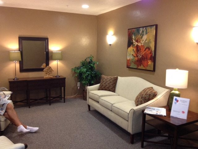 Furnished Apartments With Modern Lighting at Foresthill Highlands Apartments & Townhomes 55+, WI 53132