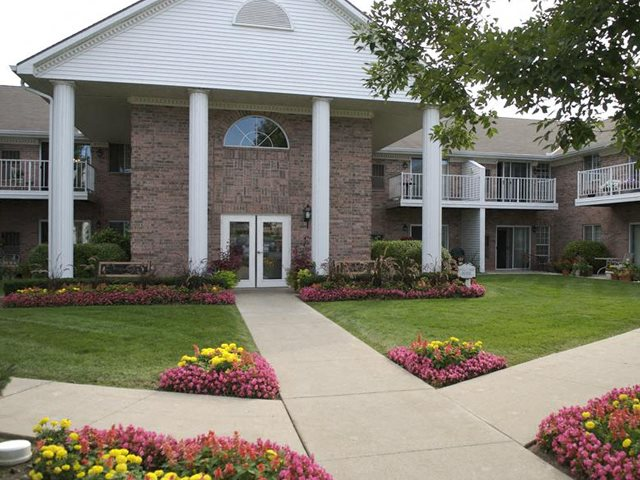 Beautiful Landscaping With Walking Trails at Wildwood Highlands Apartments & Townhomes 55+, N78w17445 Wildwood Drive, Menomonee Falls, WI 53051