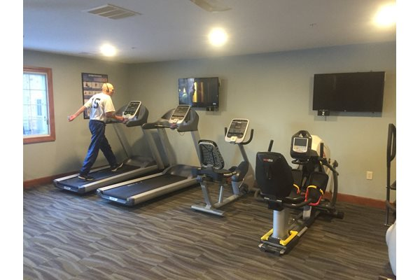 Fitness Center at Wildwood Highlands Apartments & Townhomes 55+, N78w17445 Wildwood Drive, WI 53051