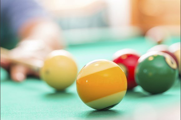 The Clubhouse  With Billiards Table and Lots More at Wildwood Highlands Apartments & Townhomes 55+, Menomonee Falls, WI,53051