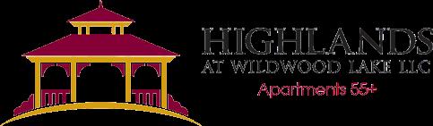 at Highlands at Wildwood Lake Apartments 55+ Logo, Menomonee Falls