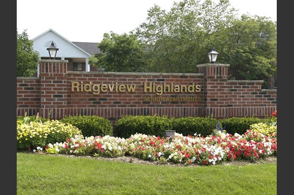 Ridgeview Highlands Apartments & Townhomes,640 Ridgeview Circle,	Appleton,Wisconsin has a Beautiful Brick Construction is a Access Controlled Community
