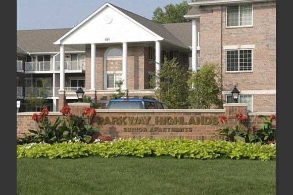 Access Controlled Community at Parkway Highlands Apartments & Townhomes 55+, Green Bay, WI,54302