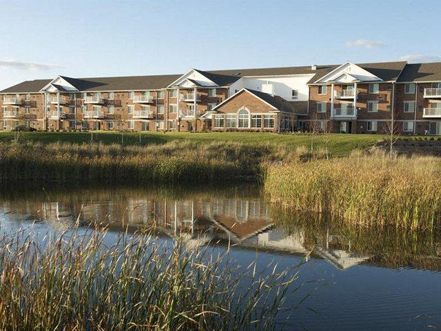 Resort Style Community Adjacent Lake at Birchwood Highlands Apartments, 8005 Birch Street, Weston, WI 54476