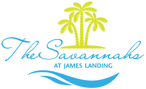 The Savannahs at James Landing apartments in melbourne fl logo