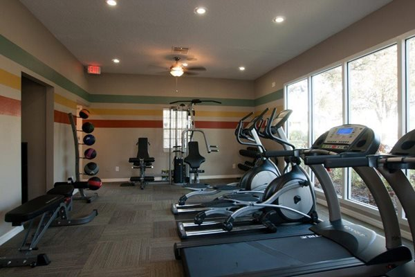 The Savannahs at James Landing Melbourne FL 32935 24-hour fitness center
