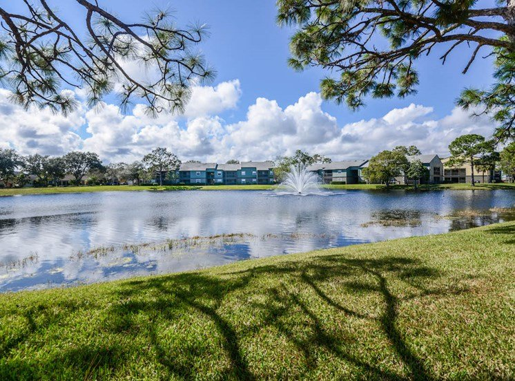 The Savannahs at James Landing Melbourne FL 32935 stunning scenery and landscaping