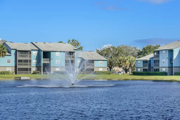 The Savannahs at James Landing Melbourne FL 32935 stunning lake views