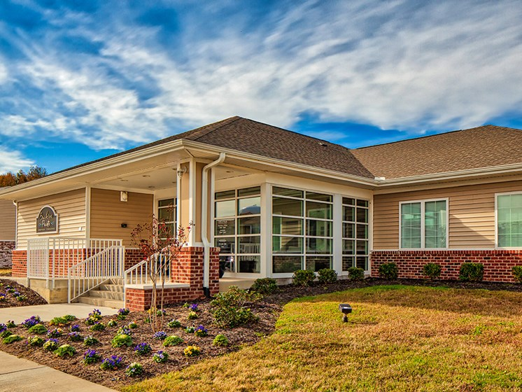 Buckroe Pointe Apartment Homes in Hampton VA Clubhouse