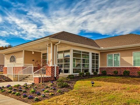 Buckroe Pointe Apartment Homes in Hampton VA Clubhouse
