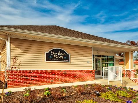 Buckroe Pointe Townhomes in Hampton VA Office