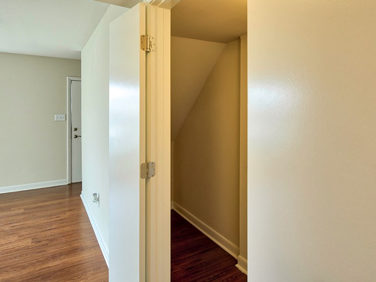 Buckroe Pointe Apartments and Townhomes storage