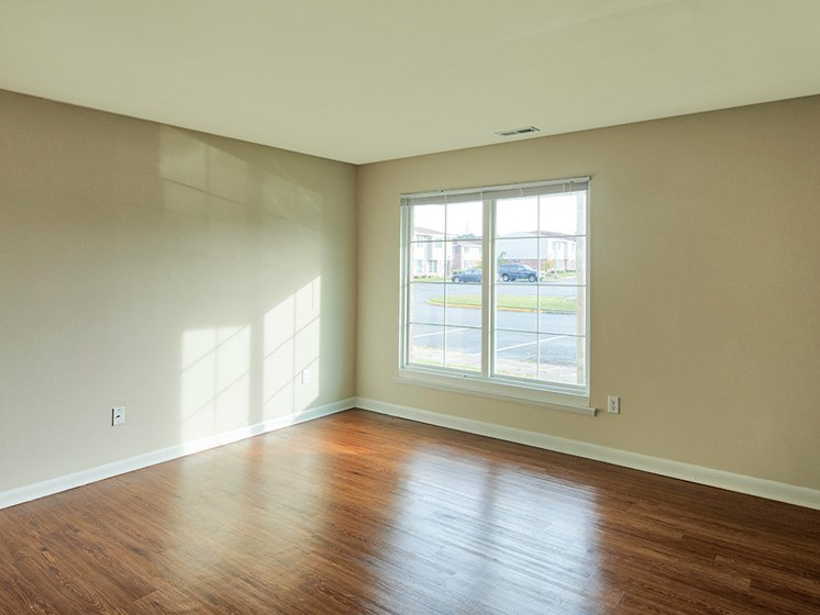 Buckroe Pointe Apartments and Townhomes floors