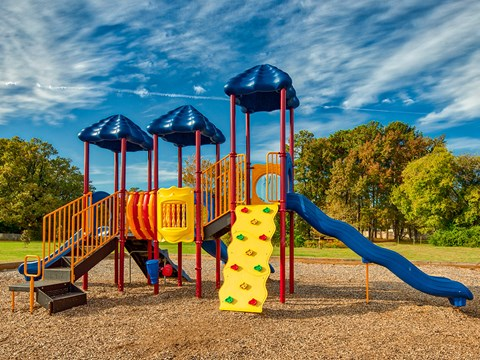 Playground at Buckroe Pointe Apartments Townhomes