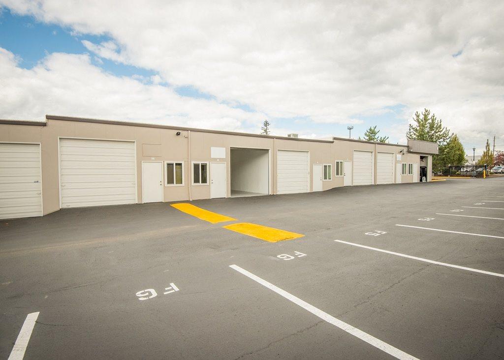 Burnham Storage Exterior Storage Entrances Roll Up Doors