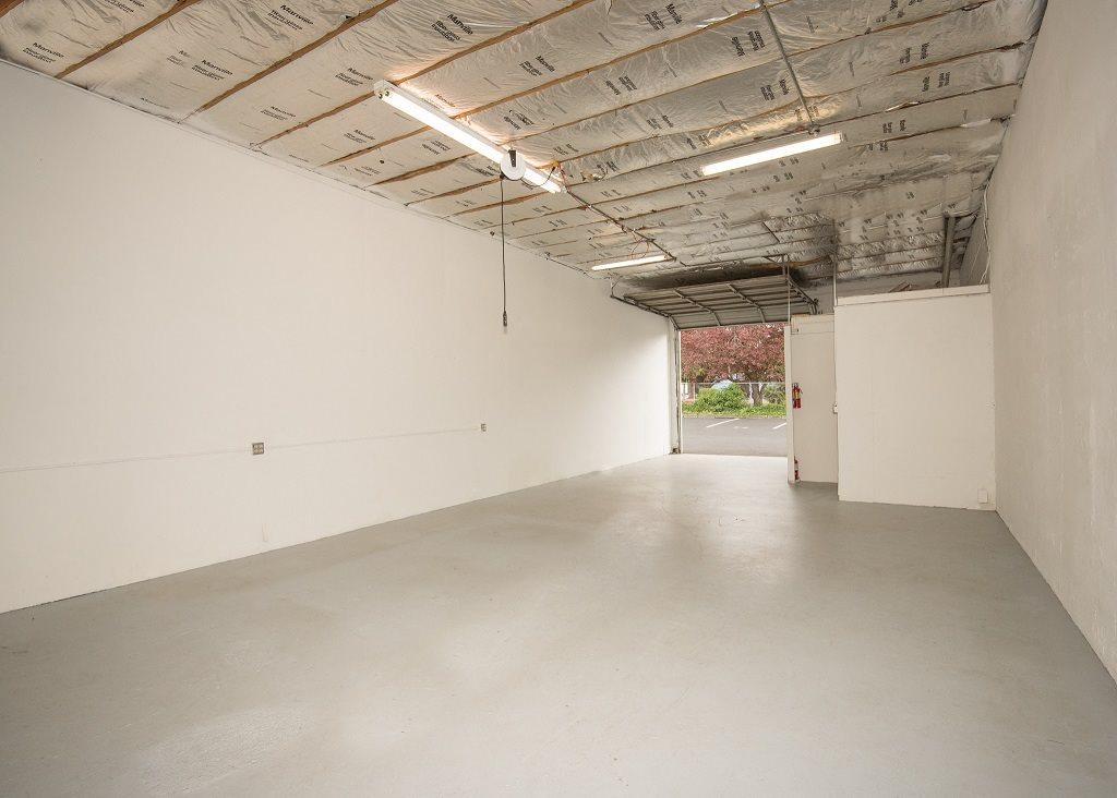 Burnham Storage Storage Space With Roll Up Door