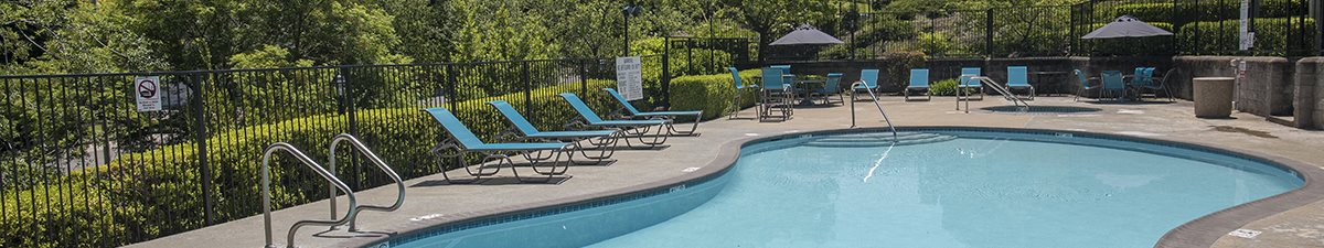 Rocklin Gold Pool Deck