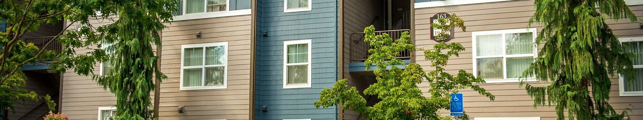 Stillwater Apartments Building Exteriors