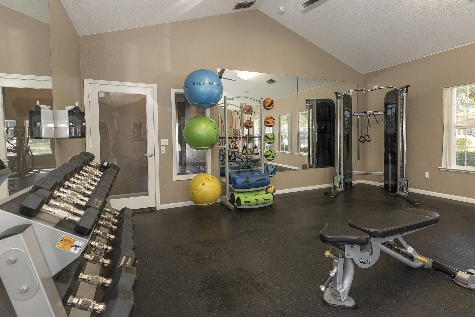 Sunset Summit Fitness Center & Free Weights