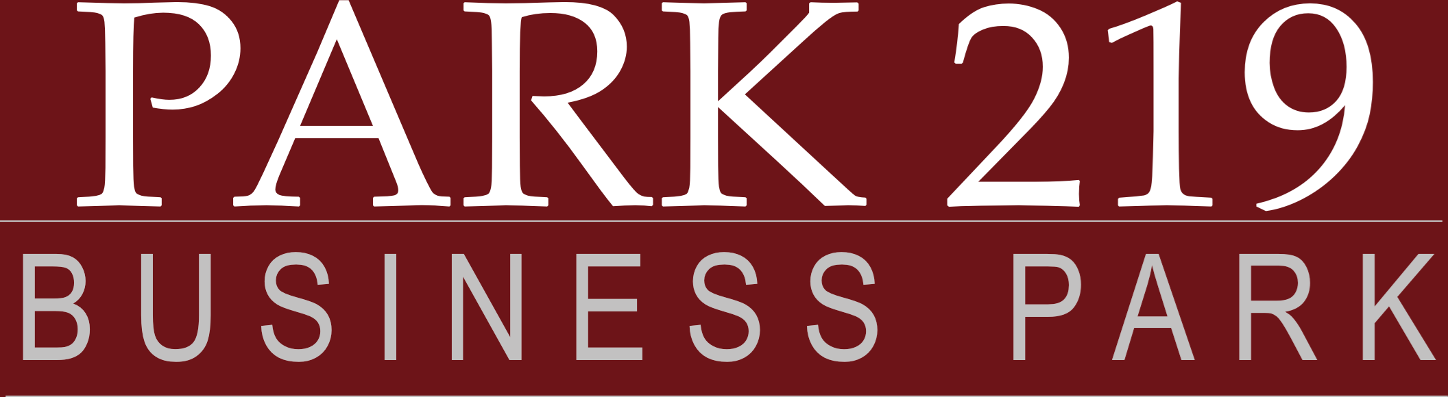 Park 219 Business Park Property Logo