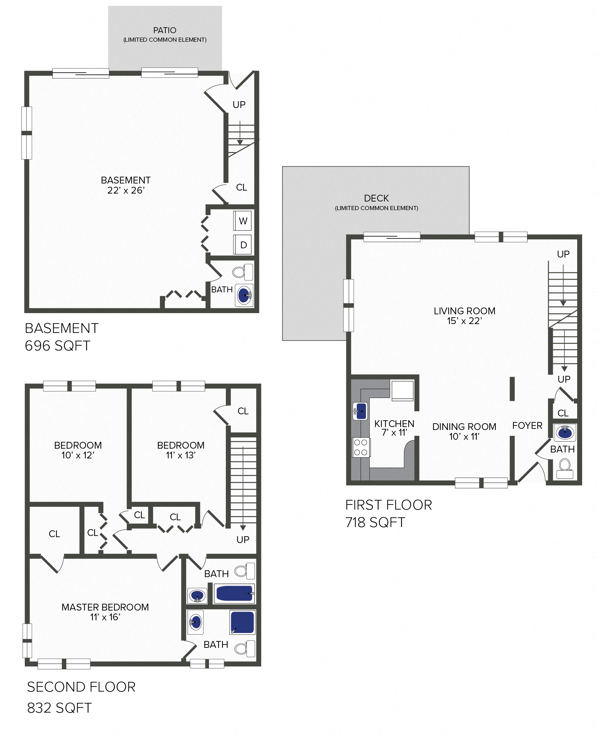 Floor Plans Of Greenwich Place In Greenwich, CT