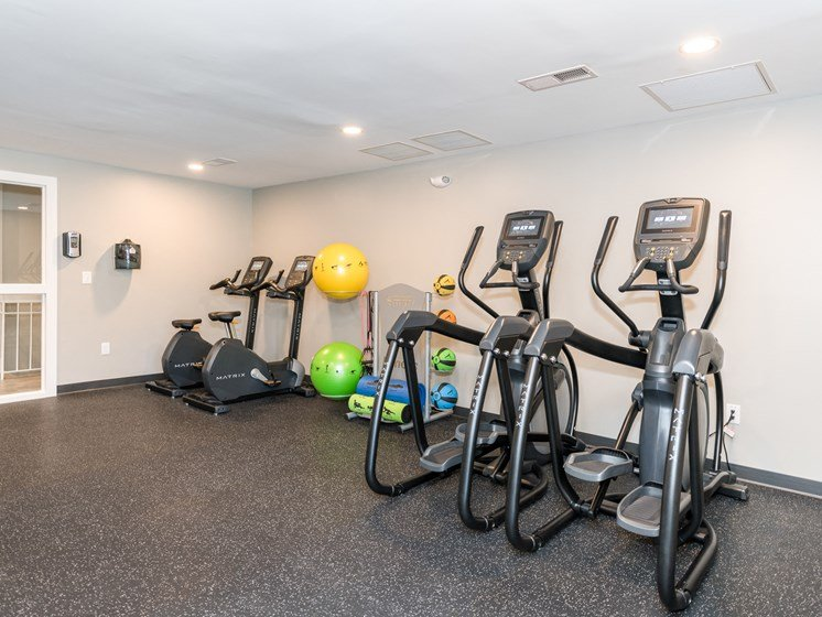 Modern Fitness Center, at Heather Ridge Apartments, Maryland 20716