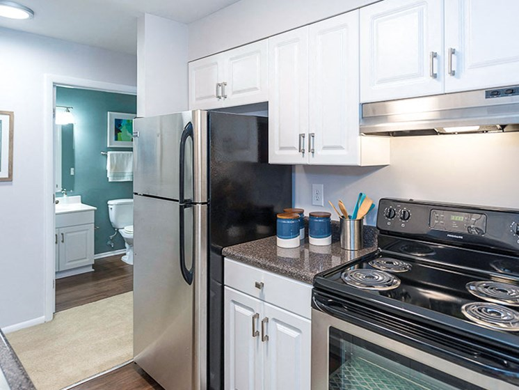 Upgraded Kitchens, at Heather Ridge Apartments, Bowie, 20716