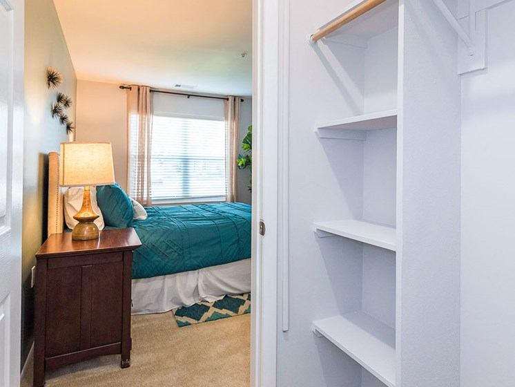 Ample Closet Space, at Heather Ridge Apartments, Bowie, Maryland