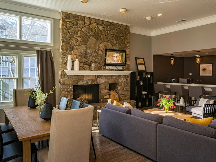 Expansive Living Room, at Heather Ridge Apartments, Bowie, Maryland