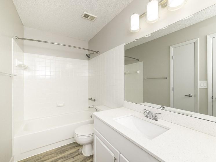 Bathroom With Bathtub at Lincoln Pointe, Aventura, FL, 33160