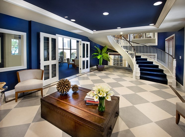 Award Winning clubhouse apartment