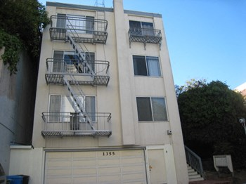 1355 Lombard Street Studio-3 Beds Apartment for Rent Photo Gallery 1