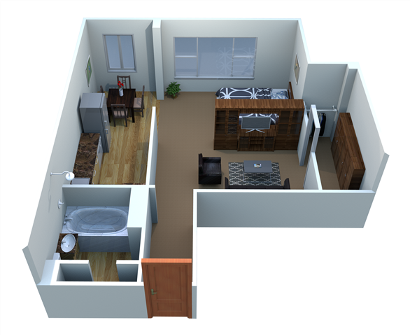 Naples Floor Plan 5