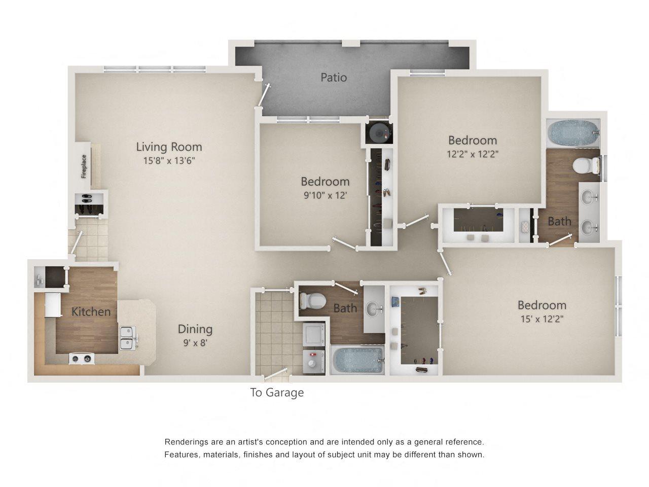 DE SOTO Floor Plan 9