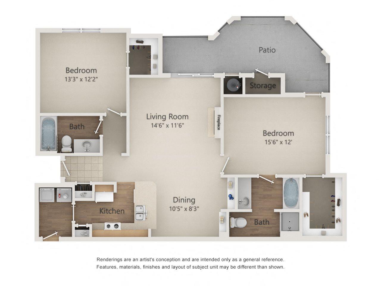 DRAKE Floor Plan 8