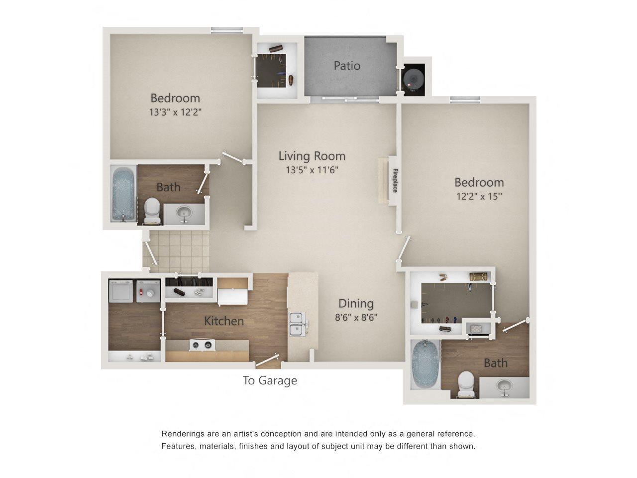 LIVINGSTONE Floor Plan 5