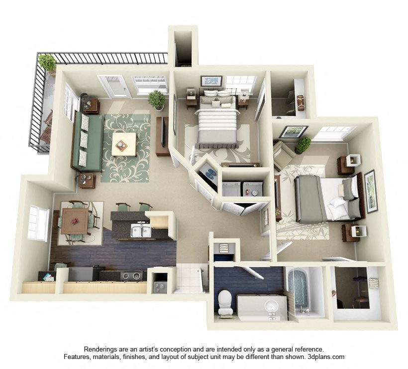 ELM Floor Plan 6
