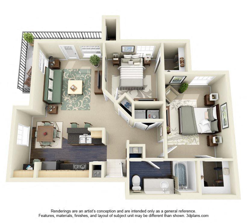 Studio, 1, 2 And 3 Bedroom Apartments In Austin, TX
