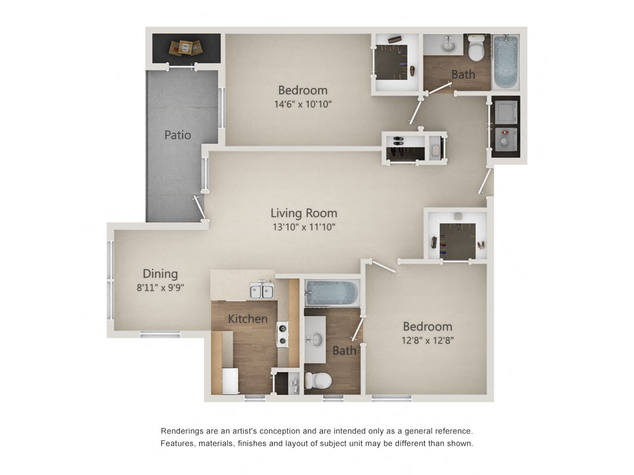 BEECHWOOD Floor Plan 3