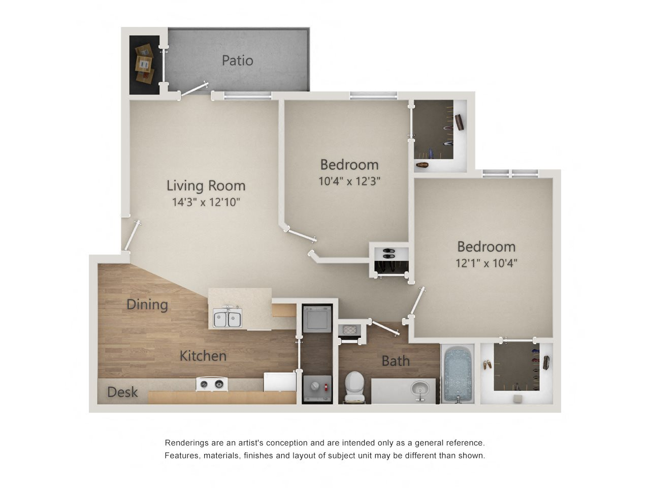 MAPLE Floor Plan 9