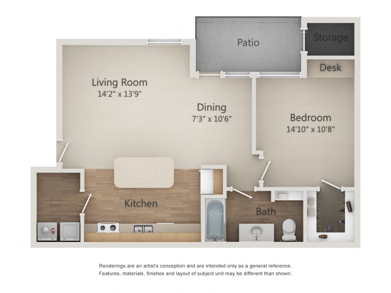 REDWOOD Floor Plan 8